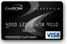 Click here to apply for Visa® Platinum from Credit One Bank®