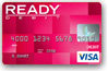 Click here to apply for READYdebit® Visa® Prepaid Card