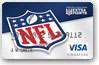 Click here to apply for NFL Extra Points Credit Card